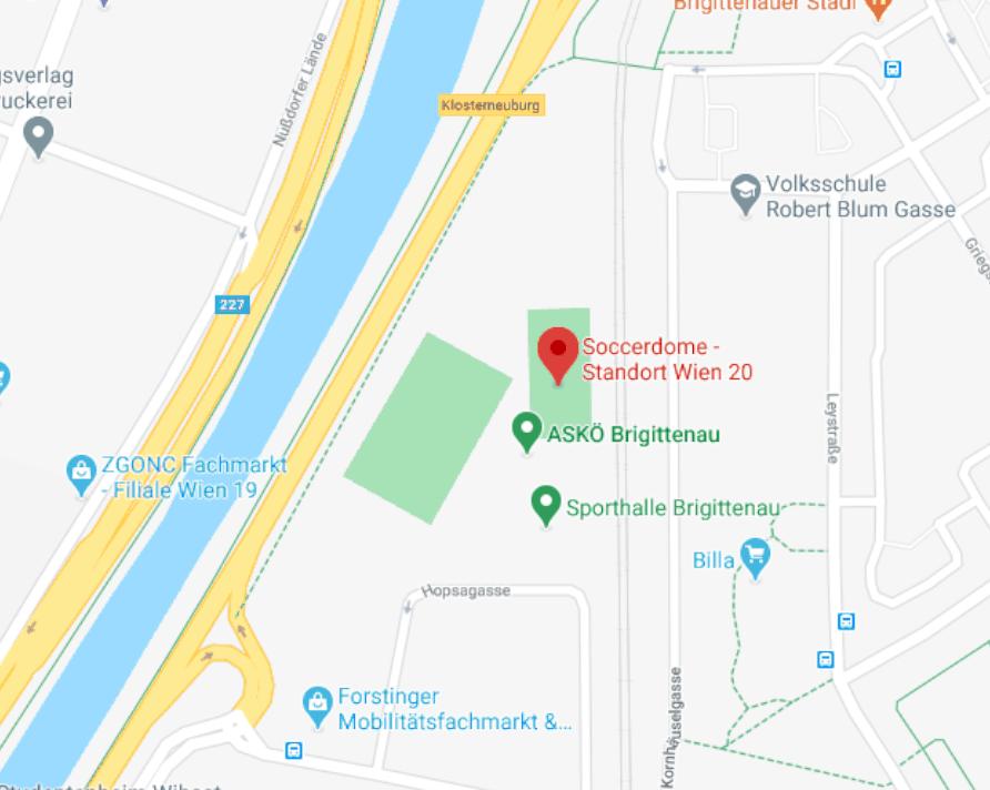 Standort Wien 20